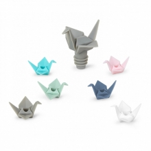 Origami - Marcadores de taça + Rolha