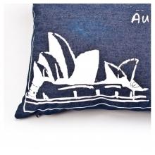 Cartão Postal - Sydney - Almofada