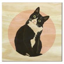 Gato - Imã de Geladeira