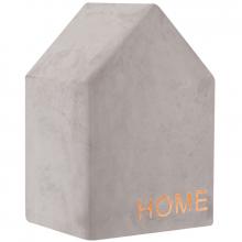 Home - Casinha em Cobre e Cimento Tamanho P