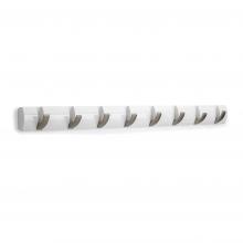 Flip 8 - Cabideiro de parede com 8 Ganchos