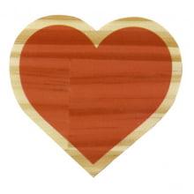 Coração - Cabideiro