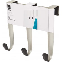 Schnook - Cabideiro Para Porta Com 3 Ganchos