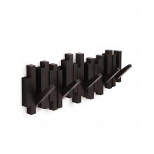 Sticks - Cabideiro Flip com 5 Ganchos
