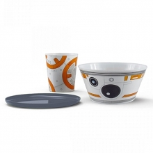 BB8 - Kit Para Lanches Star Wars