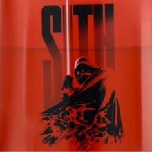 Sith  - Caneco congelável Star Wars Força