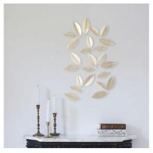 Elm - Conjunto Decorativo Folhas Douradas