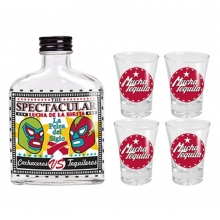 Mucha Tequila - Kit Tequila