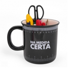 Medida Certa - Mega Caneca
