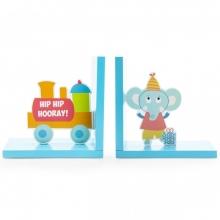 Circo Baby - Conjunto com 2 Aparadores de Livros