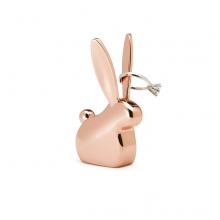 Coelho & Elefante & Rena - Kit c/ 3 peças Porta Anéis Anigram Cobre