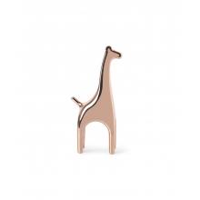 Girafa - Porta Anel Anigram Cobre