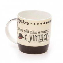 Pai Vintage - Caneca