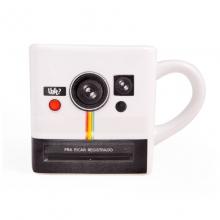 Caneca Polaroid Quadrada