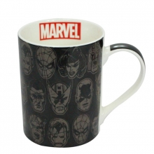Marvel Faces  - Caneca
