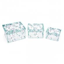 Lhama - Kit 3 Caixas Organizadoras
