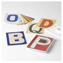 Marquee - Painel Alfabeto