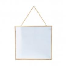 Square Wall - Mini Espelho Decorativo
