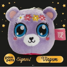 Virgem  - Kit Caneca + Pompets Signos