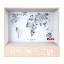 Home, Sweet Home - Porta Retrato de Mesa