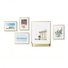Matinee - Conjunto com 5 Porta Retratos (Um Com Suporte)