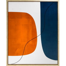Abstrato I - Quadro Decorativo Moderno