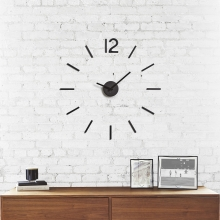Blink - Relógio de Parede Minimalista