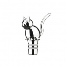 Gato - Tampa para Garrafa de Vinho
