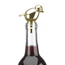 Pássaro - Tampa para Garrafa de Vinho