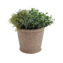 Jardineira - Vasinho de concreto