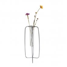 Vaso Aramado Médio Cinza - Vaso para Plantas